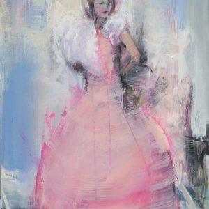 Pink Angel tavla